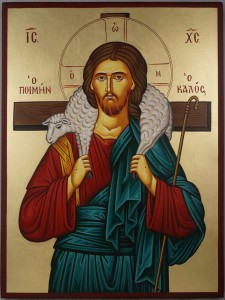 Jesus_Christ_the_Good_Shepherd_Hand-Painted_Orthodox_Icon_1